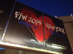 NYFW 2014